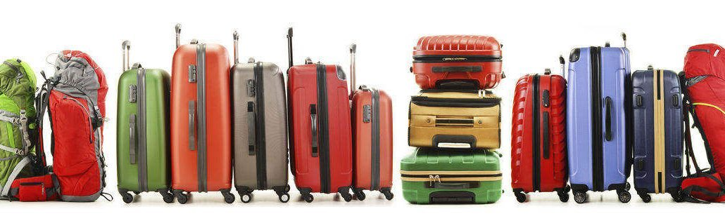 Suggested luggage products