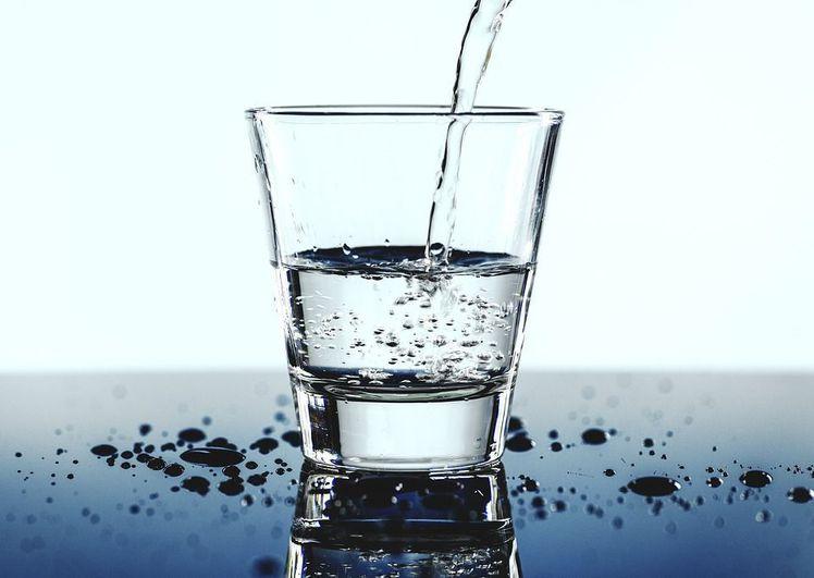 eau petillante