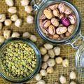 végétaux les plus riches en protéines