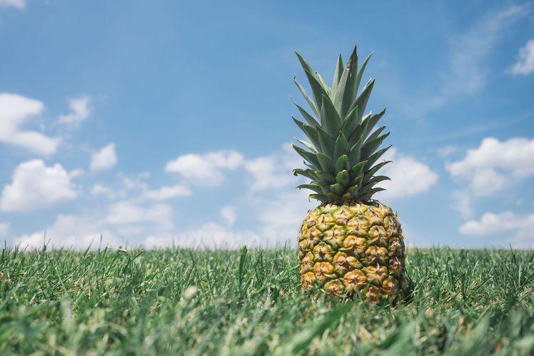 bromélaïne de l'ananas