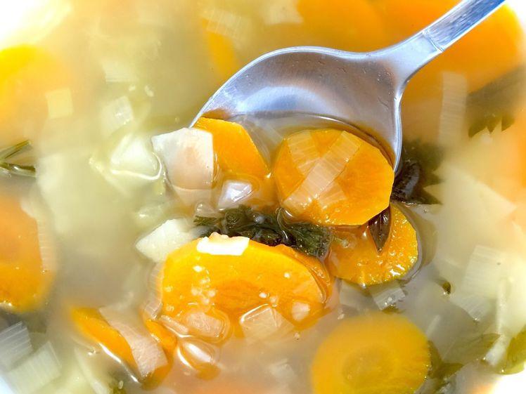 soupes d'hiver
