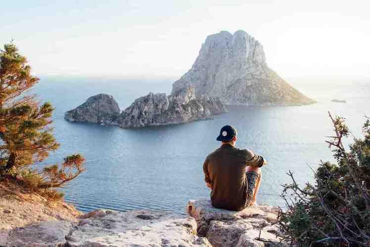 paysage calme
