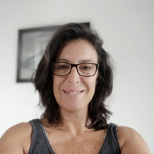 Florence Crivellaro , Hypnose à Chomérac, France