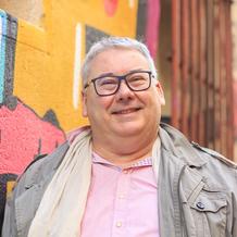 Christophe Autret , Gestalt à Marseille, France