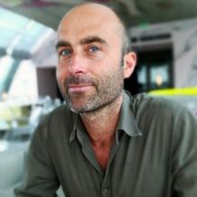 Eric Michel , Gestalt à Saintes, France