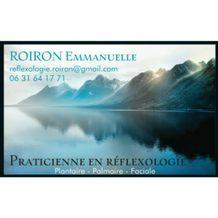 Emmanuelle Roiron , Réflexologie à Orange, France