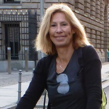 Gabi Haubitz , Hypnose à Lasseube, France