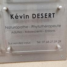 Kevin Desert , Naturopathie à Clamart, France