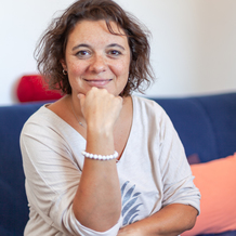 Nathalie Albeau , Coaching personnel à Peypin, France