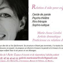 Marie Anne Livolsi , Coaching personnel à Avignon, France