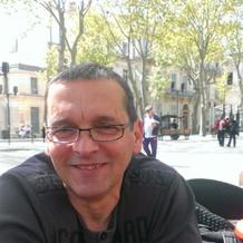 Robert Pisaneschi , Hypnose à Nîmes, France