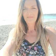 Eva Biasci , Hypnose à Auriol, France