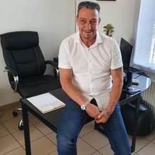 Samuel Vigneron , Coaching personnel à Combles, France