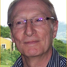 Michel Curty , Hypnose à Saint Clair Du Rhône, France
