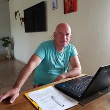 Eric Lespert , Hypnose à Bompas, France