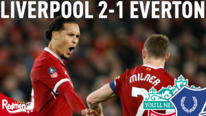 Liverpool 2-1 Everton | ALL Post Match Content