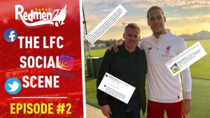 Carragher Destroys Phil Neville | #LFC Social Scene
