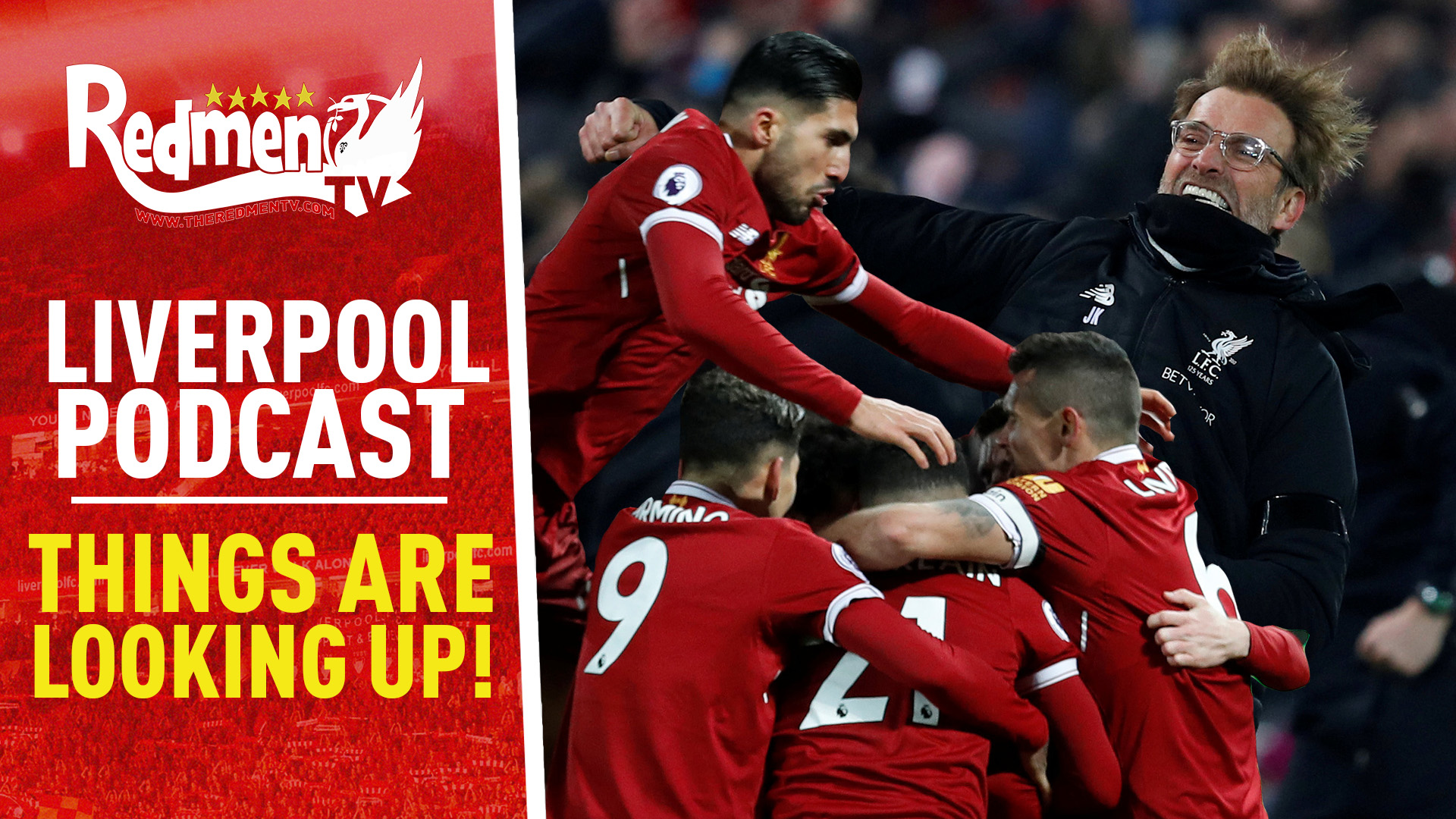 📹🏆 THINGS ARE LOOKING UP! | LIVERPOOL FC VIDEO PODCAST