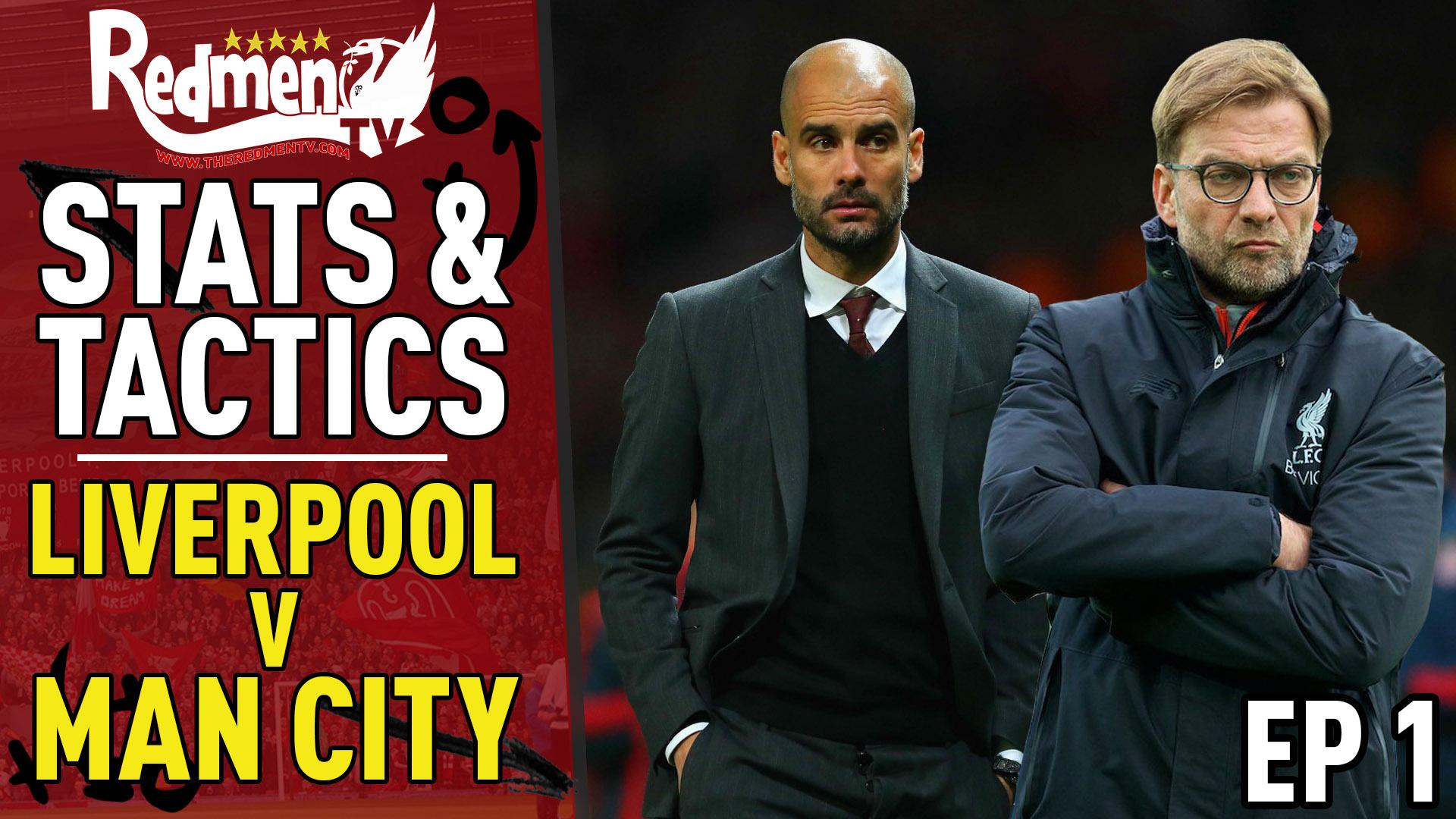 📹🏆 Stats & Tactics Weekly | Man City | Ep 1