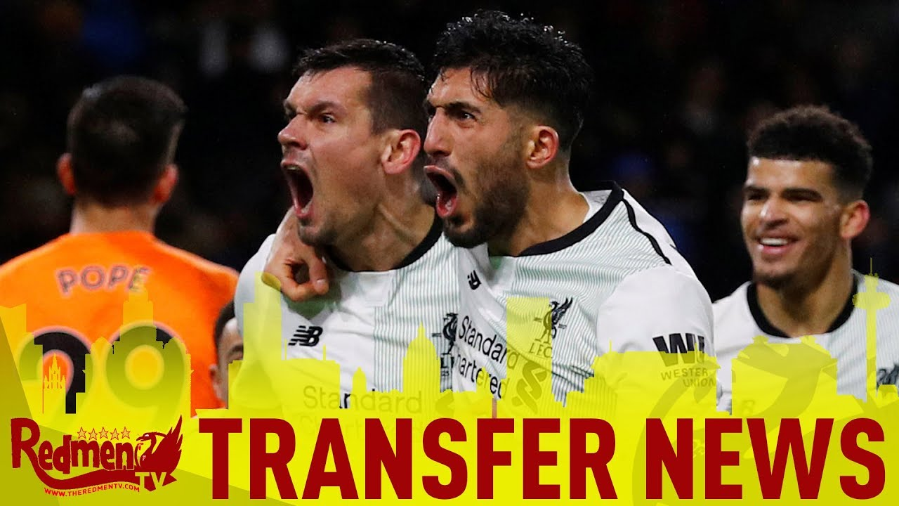 📹 Can & Liverpool To Sit Down For Contract Talks | #LFC Transfer News LIVE