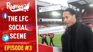 Van Dijk Surprises Young Fan | #LFC Social Scene