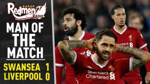 🎧🏆 Swansea 1-0 Liverpool | Man of the Match Podcast