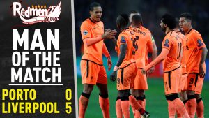 🎧🏆 Porto 0-5 Liverpool | Man of the Match Podcast