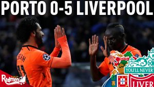 Porto 0-5 Liverpool   ALL Post Match Content