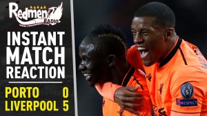 🎧🏆 Porto 0-5 Liverpool | Instant Match Reaction Podcast
