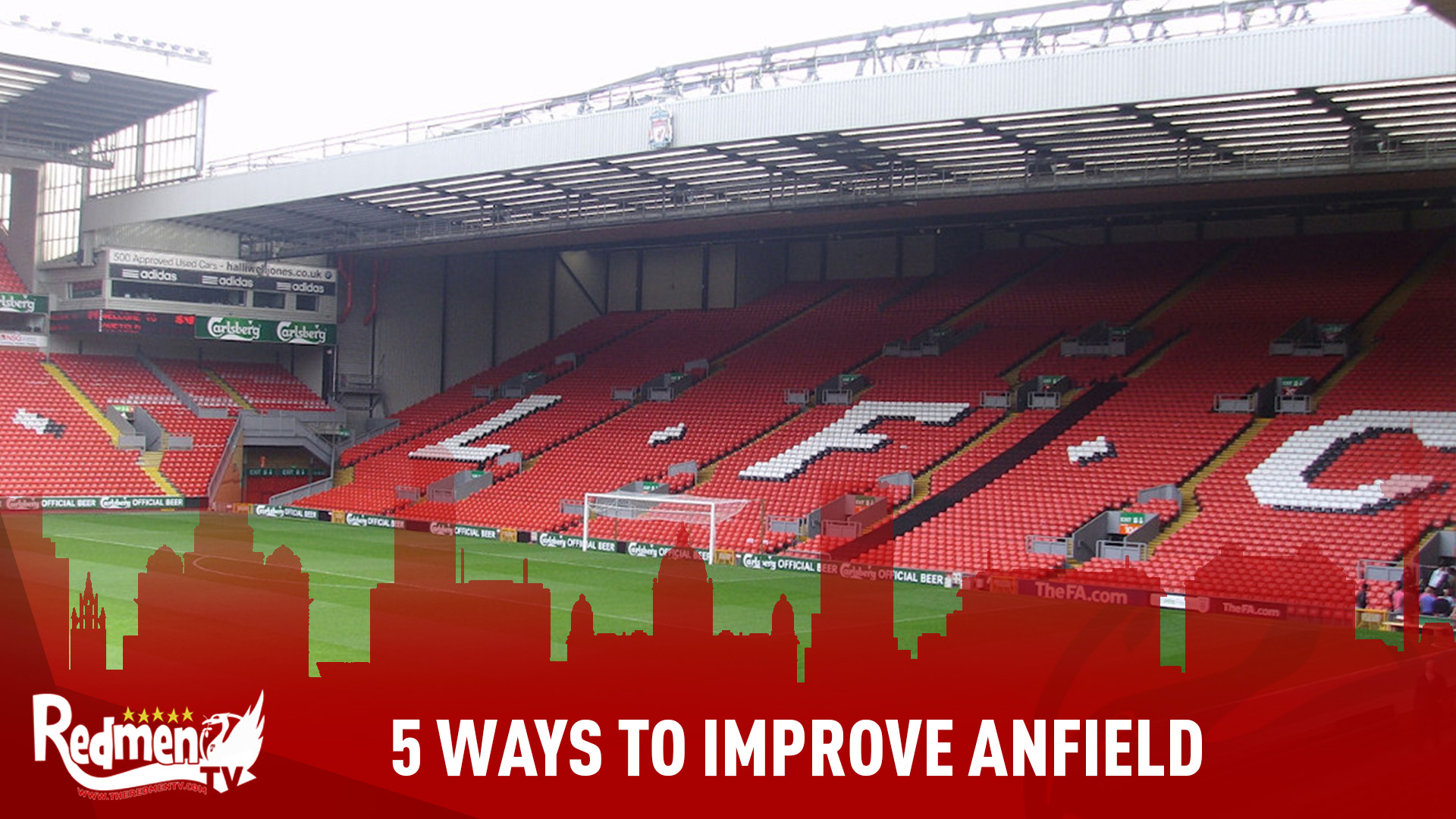 Five Ways To Improve Anfield