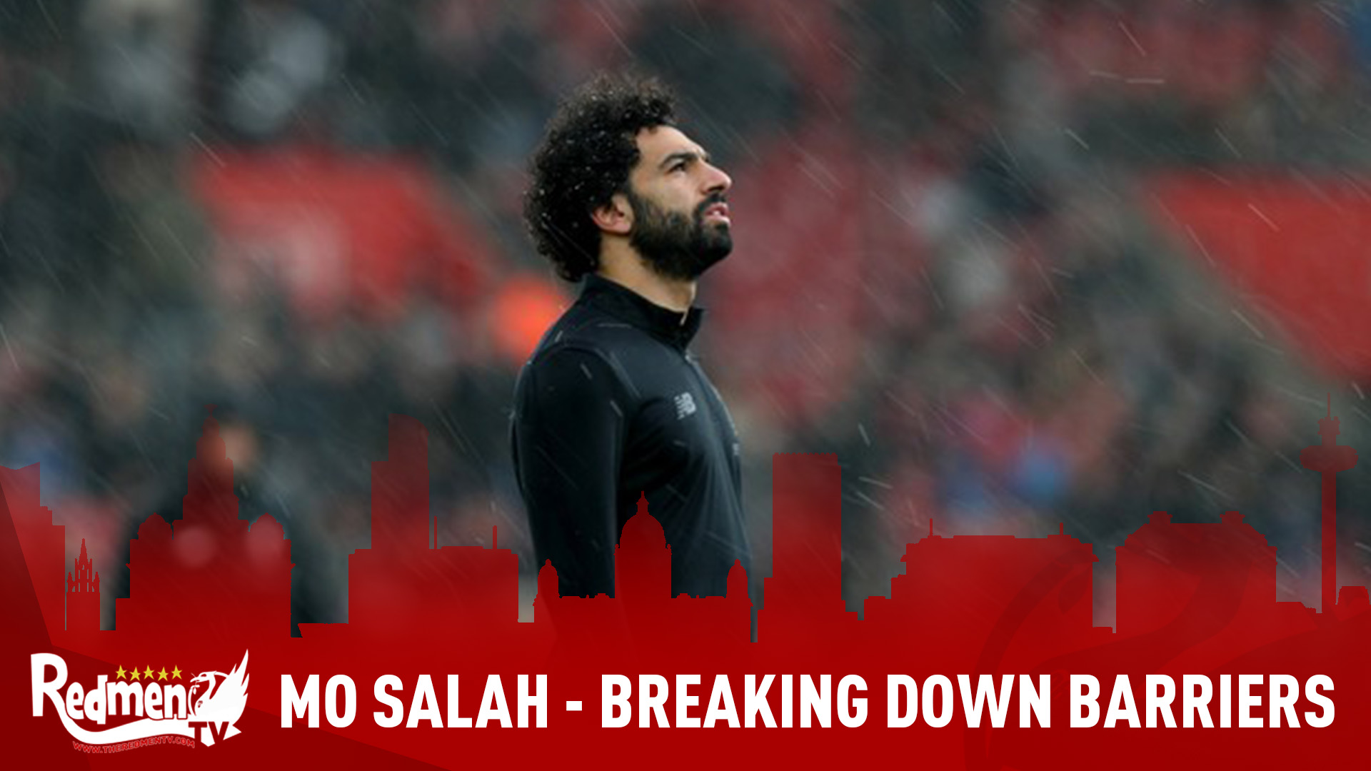 Mo Salah – Breaking Down Barriers
