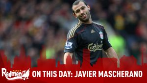 ON THIS DAY: JAVIER MASCHERANO