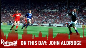 ON THIS DAY: JOHN ALDRIDGE