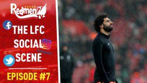 Salah Song Goes Viral | #LFC Social Scene
