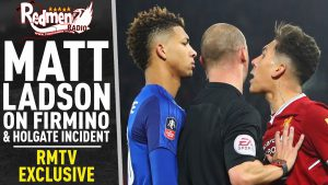🎧🏆 Matt Ladson On Firmino & Holgate Incident