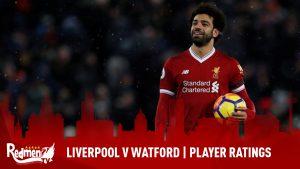Liverpool v Watford | Player Ratings