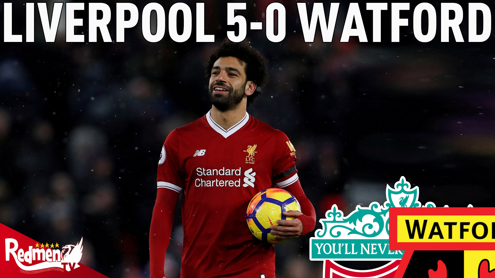 Liverpool 5-0 Watford | ALL Post Match Reaction Content