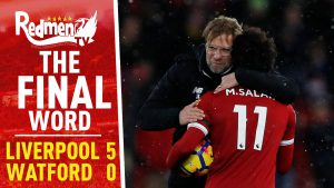 📹🏆 Liverpool 5-0 Watford | The Final Word