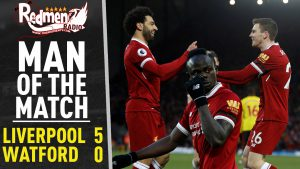 🎧🏆 Liverpool 5-0 Watford | Man of the Match Podcast