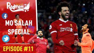 Mo Salah Special| #LFC Social Scene