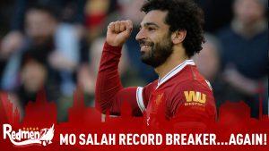 Mo Salah Record Breaker…Again!