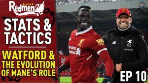 📹🏆 Stats & Tactics Weekly | Watford & The Evolution Of Sadio Mane | Week 10