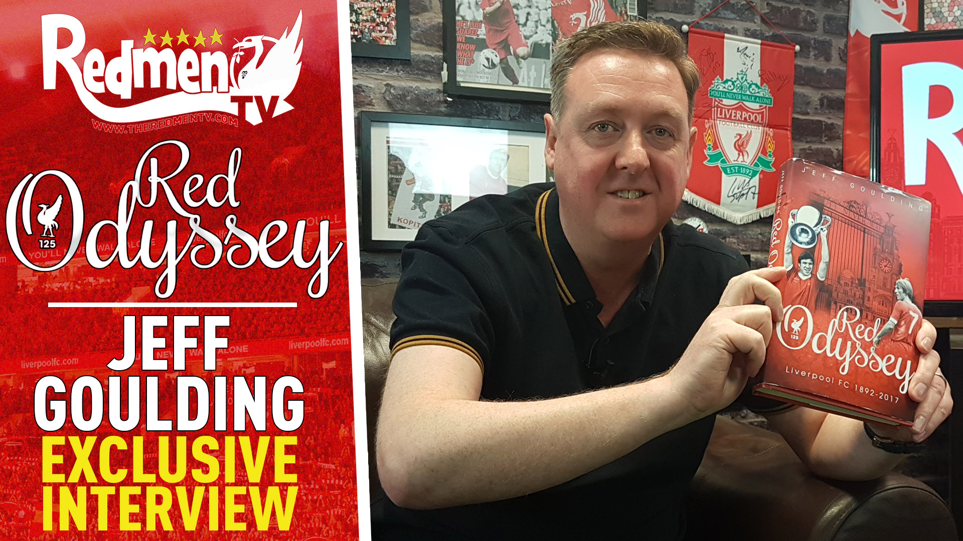📹🏆 'Red Odyssey' by Jeff Goulding | RMTV Exclusive Interview
