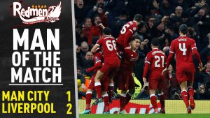 🎧🏆 Man City 1-2 Liverpool | Man of the Match Podcast