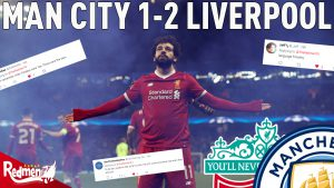 Man City 1-2 Liverpool | ALL Post Match Content