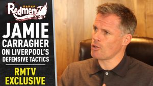 🎧🏆  Jamie Carragher on Liverpool's Defensive Tactics, Past and Present (Podcast)