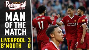 🎧🏆 Liverpool 3-0 Bournemouth | Man of the Match Podcast