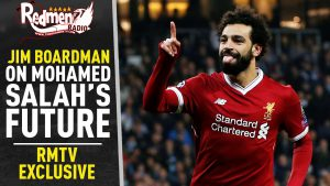 🎧 Jim Boardman on Mohamed Salah's Future | RMTV Exclusive Podcast