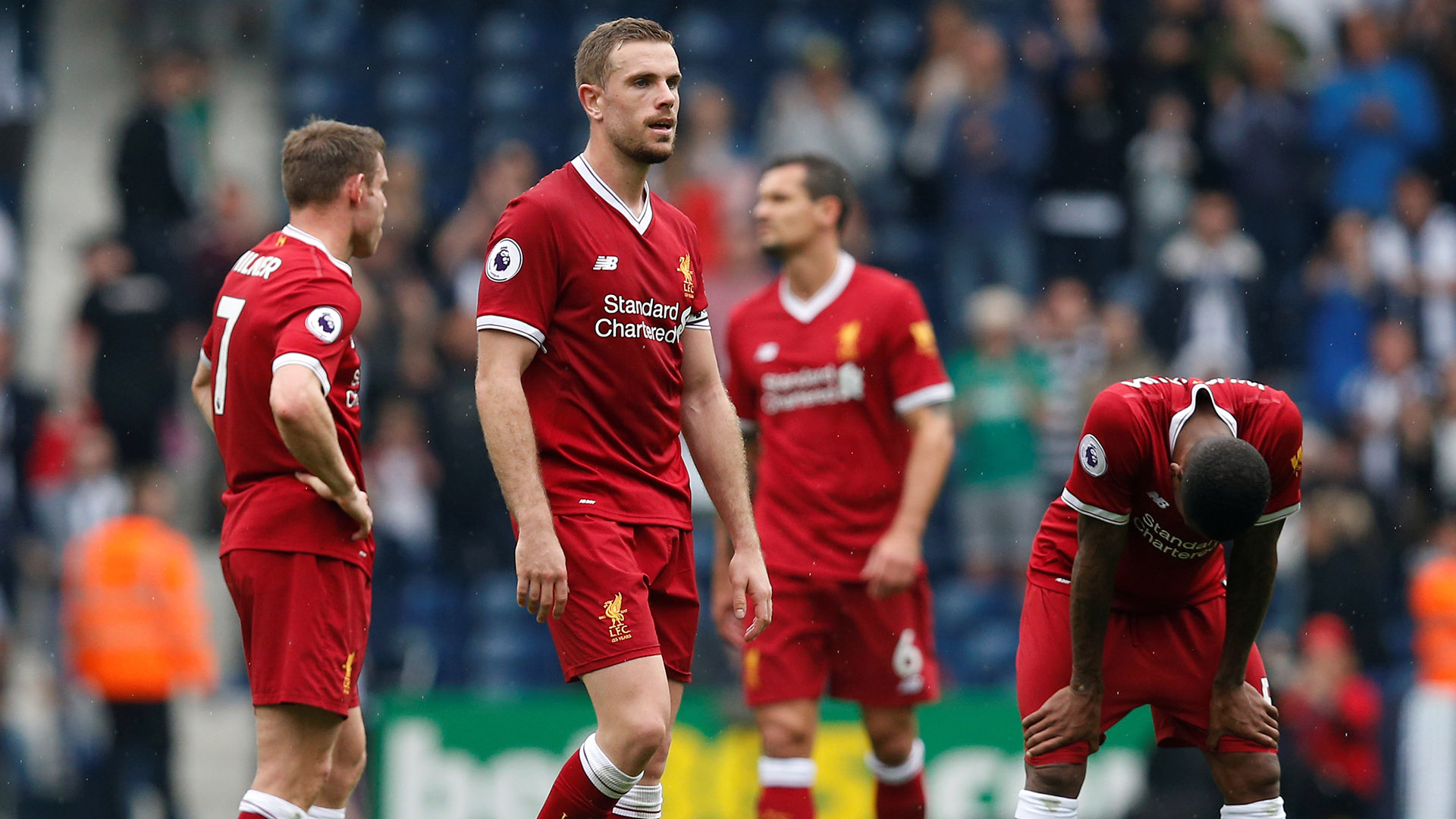 West Bromwich Albion 2-2 Liverpool | ALL Post Match Content