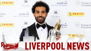 Salah Wins PFA Player Of The Year! | #LFC Daily News LIVE